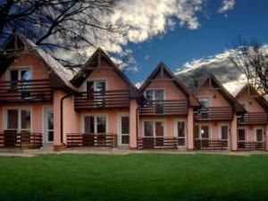Vilkové štúdio Tatry Holiday 2+1 - Veľký Slavkov