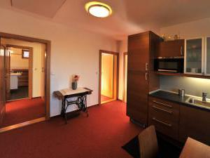 Resort Beatrice - Depandance Ľudmila izba 2+1 Tatranská Lomnica -