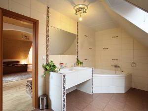 Rekreačný dom Nina - kúpelňa apartmán 2