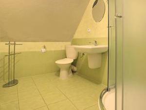 Rekreačný dom Nina - Kúpelňa apartmán 1
