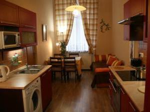 Karlovarský apartmán Jaltská 1