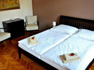 ApartmanSisi - ApartmanSisi Brno, ložnice č.1