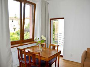 ApartmanSisi - ApartmanSisi Brno, kuchyň