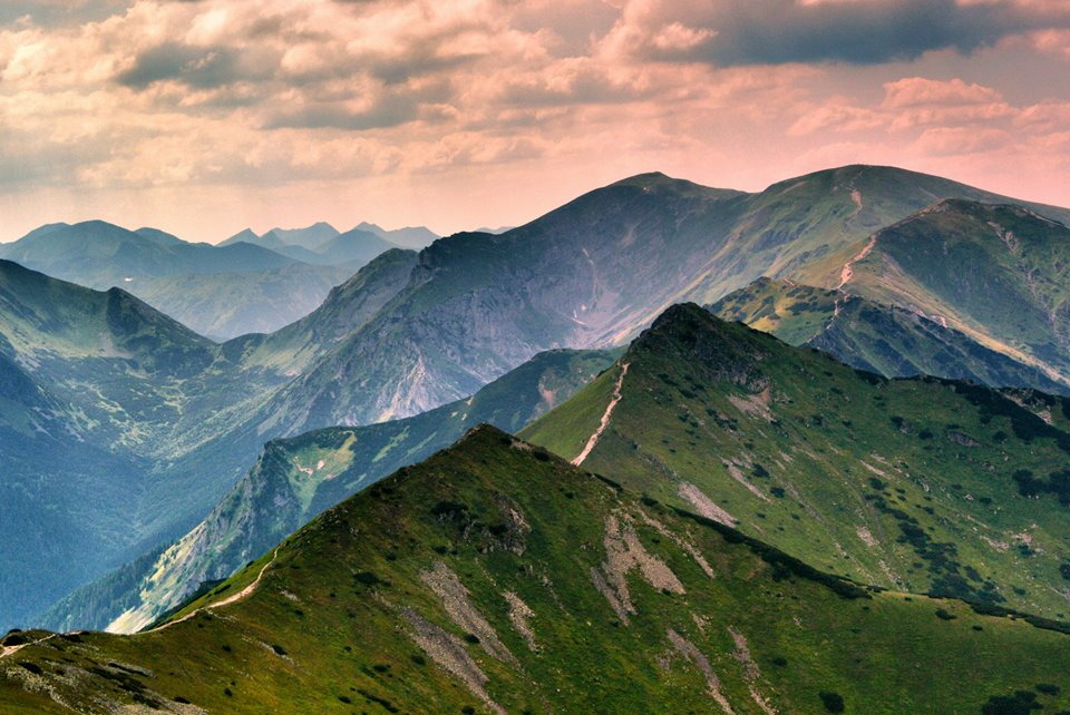 Nízke Tatry - nezabudnuteľná turistika po hrebeni