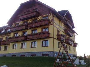 Apartmány Lomnica - Apartmánový dom
