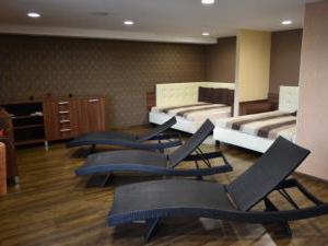 Apartmány Lomnica - Relaxačná miestnosť vo wellness