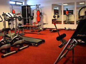 Apartmány Lomnica - Fitness