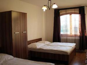 Apartmány Lomnica - Spálňa