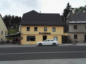 Horská chata Plzeňka  - Denní foto