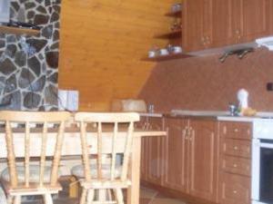 Chalupa Zuzana - Kuchyňa v podkroví pre dve izby