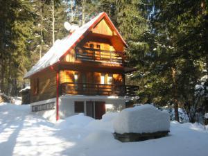 Chata v Nizkych Tatrach Krpačovo