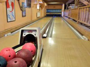 Dvůr Pecínov - Restaurace bowling