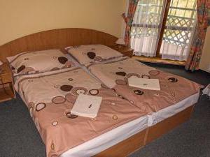 Penzión Salamander - izby