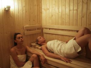 Thermalpark Nitrava - Hotelové wellness - fínska sauna