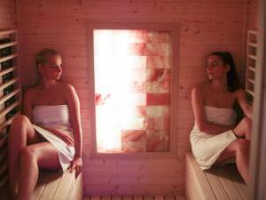 Thermalpark Nitrava - Hotelové wellness - infra sauna
