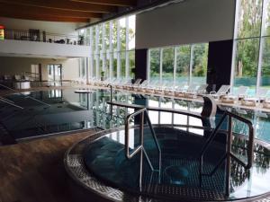 Thermalpark Nitrava - Bazénová hala