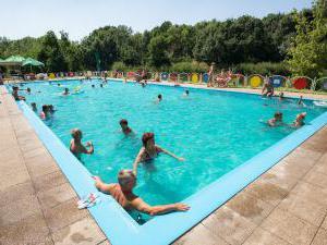 Thermalpark Nitrava - Bazén pri jazere