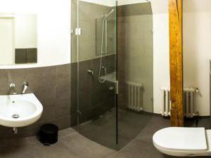 Vila Olga - toaleta
