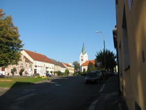 Rekreační dům Sedlec-Prčice