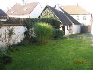 Rekreační dům Sedlec-Prčice - rekreační dům Sedlec-Prčice, pohled ze dvora