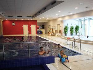 Hotel Helios - Wellness Helios - vyhřívaný bazén