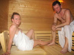 Hotel Helios - Hotel Helios - sauna