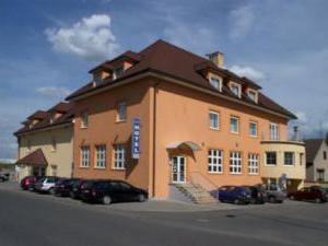 Hotel Tulipán Průhonice -
