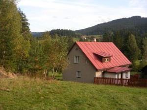 Chata Františka Horní Bečva -