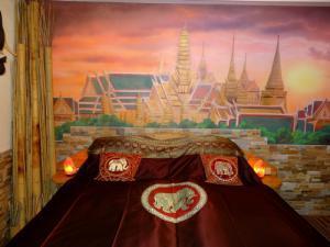 Pension Svět - Deluxe apartmán Thajsko