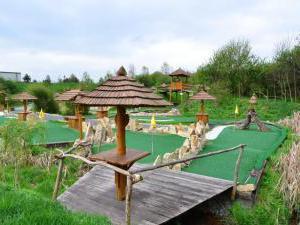 Pension Svět - Putting-golfové hřiště