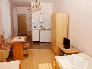 Rodinný penzion u čápa - Apartmán v penzionu u Čápa Mlýnický Dvůr