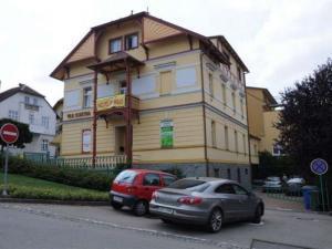 Luhačovický Penzion Vila Elektra *** -