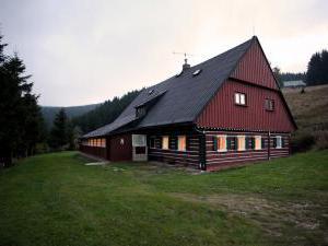 Horská chata v Horní Malé Úpě