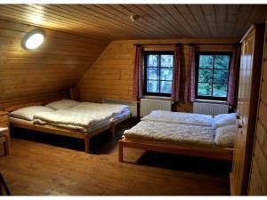 Chalupa 56 ubytování v Orlických horách - ložnice 2