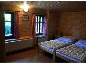 Chalupa 56 ubytování v Orlických horách - ložnice 3
