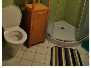 Chalupa 56 ubytování v Orlických horách - toaleta 1
