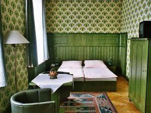 Hotel u Beránka - pokoj v hotelu u Beránka v Náchodě