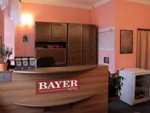 Plzeň Hotel Bayer  - Plzeňský hotel Bayer