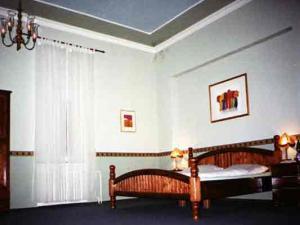 Písek hotel Cade -