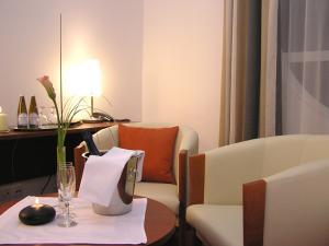 Hotel SYNOT - pokoj v Hotelu SYNOT v Uherském Hradišti
