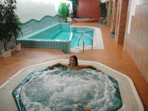 Hotel SYNOT - bazén ve Wellness Hotelu SYNOT v Uherském Hradišti