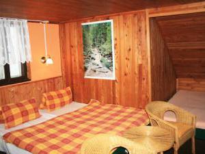 Horská chata Penzion A+A  - Ubytování, pokoj v horské chatě a+a Krkonoše