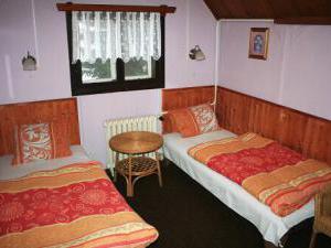 Horská chata Penzion A+A  - dvoulůžkový pokoj v peci pod sněžkou horský chata a+a