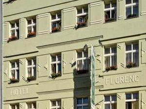 FLORENC - Hotel Florenc Praha