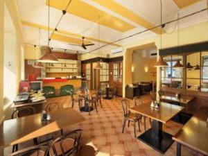 FLORENC - restaurace a hotel v Praze na florenci