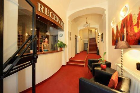 Ubytování v hotelu Florenc Praha