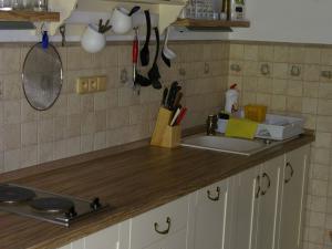 Chalupa VIKI - Kuchyně