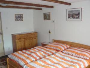 Chalupa VIKI - Ložnice v patře II.