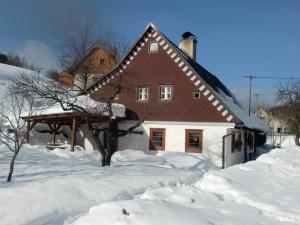 Chalupa VIKI - Chalupa v zimě