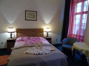GL Hotel Trutnov - Luxury pokoj